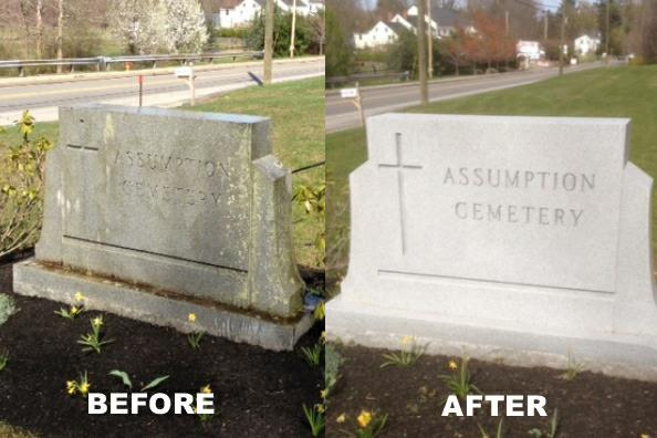 How To Clean A Granite Headstone