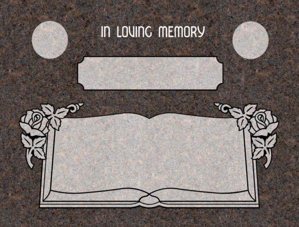 Memorial Design Book 15