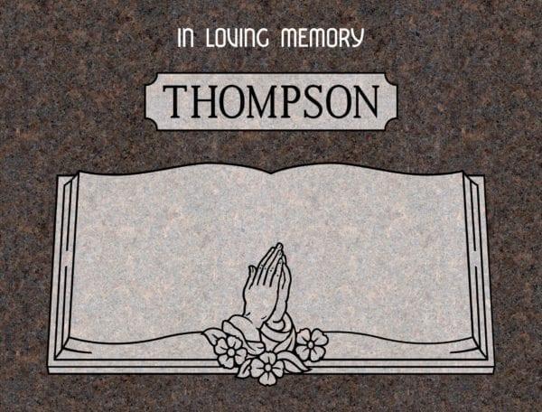 Memorial Design Book 16