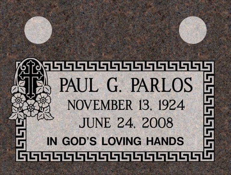 Paradiso Granite Headstones 11