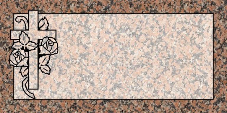 Maple Rose Granite Headstones 11