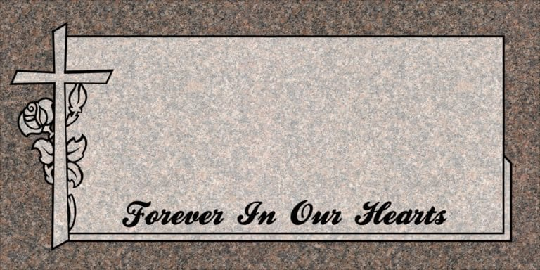 Paradiso Granite Headstones 6