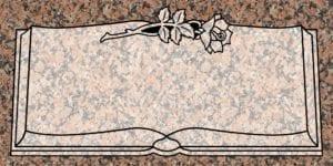 Flat Headstones 3