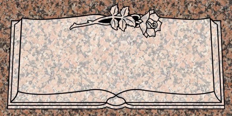 Maple Rose Granite Headstones 9