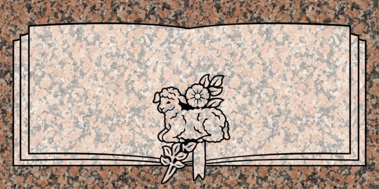Maple Rose Granite Headstones 8
