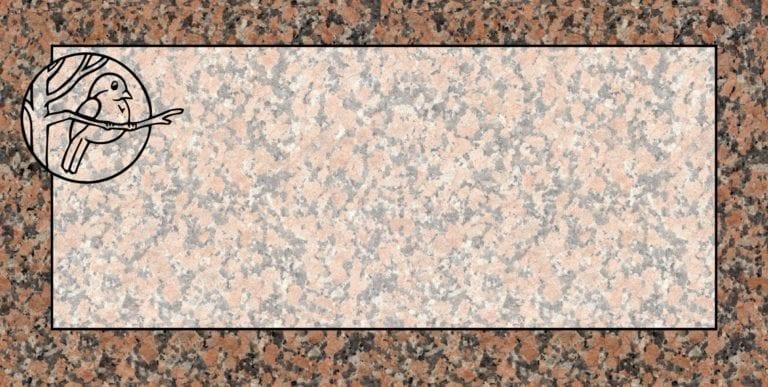 Maple Rose Granite Headstones 7