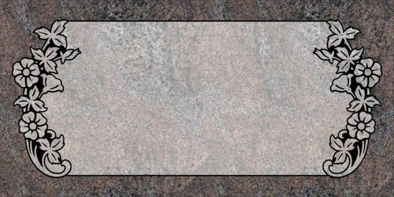 Paradiso Granite Headstones 5