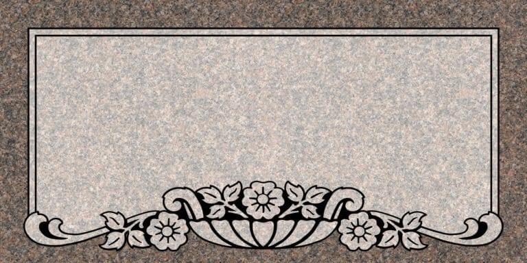 Paradiso Granite Headstones 4