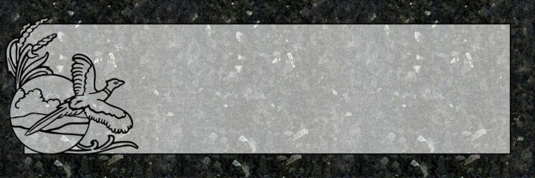 Emerald Pearl Granite Headstones 3