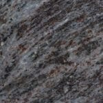 Blue Lagoon Granite Color Sample - Bahama Blue Granite Headstones