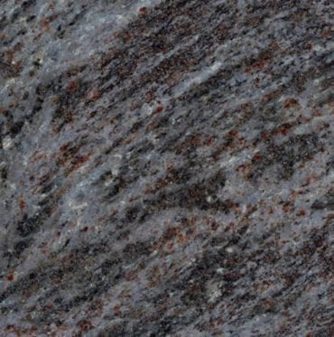 Blue Lagoon Granite Color Sample - Bahama Blue Granite Headstones