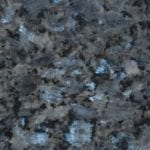 Blue Pearl Granite Color Sample For Blue Pearl Gravestones