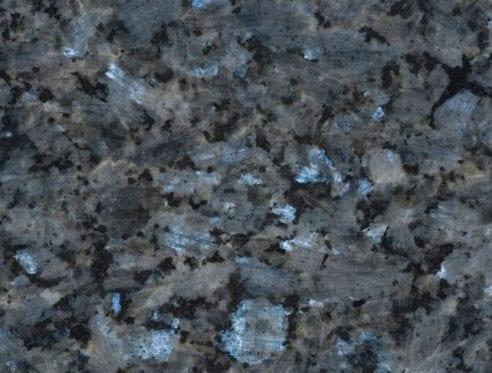 Blue Pearl Granite Color Sample For Blue Pearl Gravestones