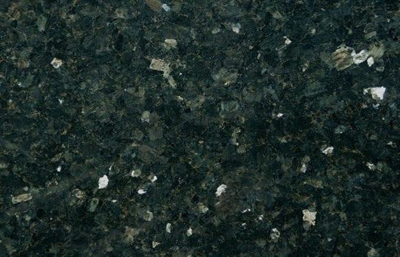 Emerald Pearl Granite Color Sample - Emerald Pearl Granite Headstones