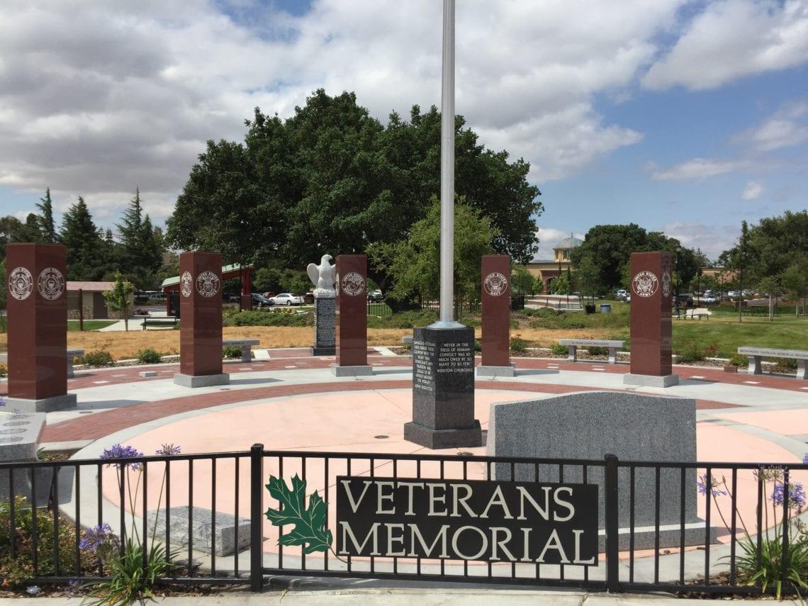 Civic and Veteran Memorials 3