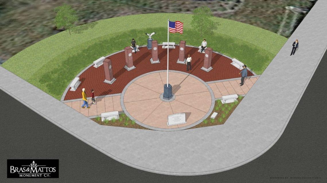 Civic and Veteran Memorials 17