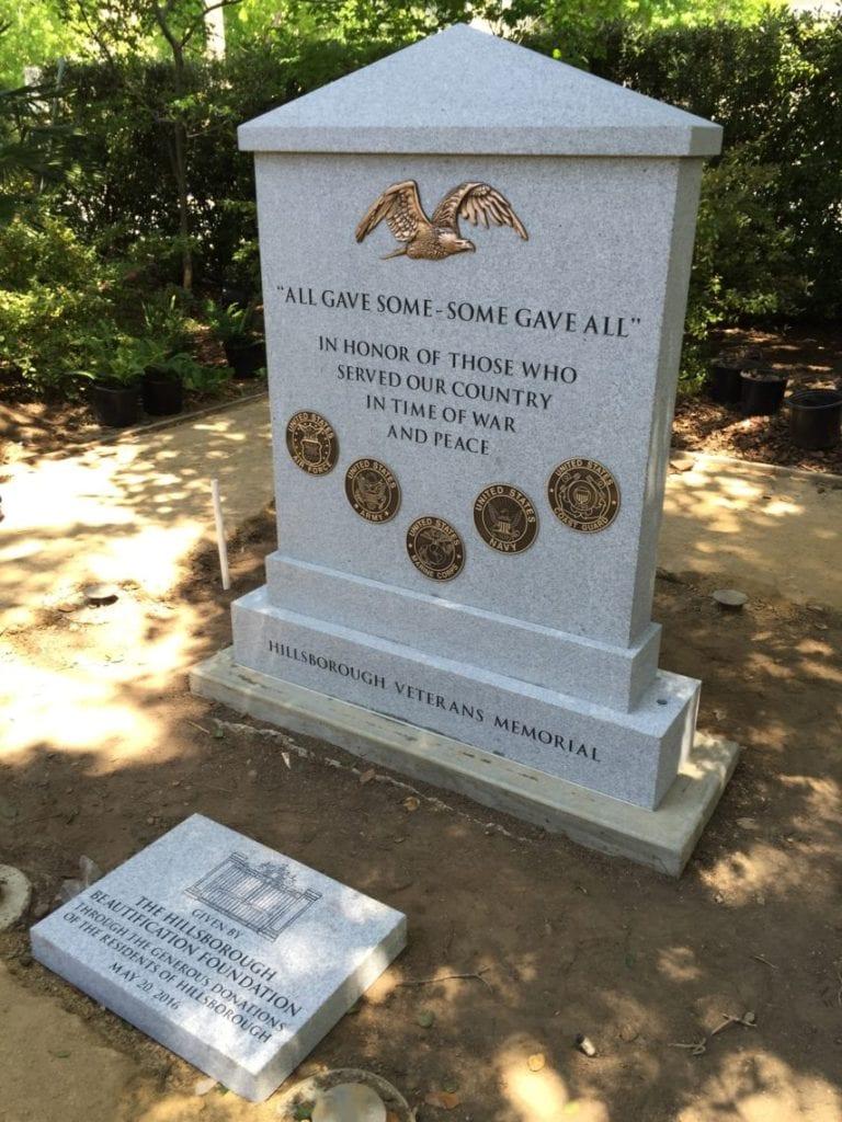 Civic and Veteran Memorials 6