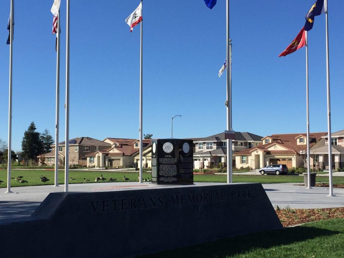 Civic and Veteran Memorials 11