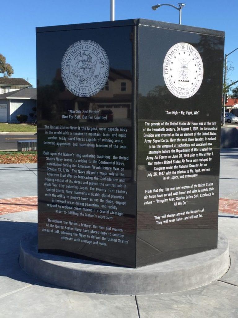 Civic and Veteran Memorials 2