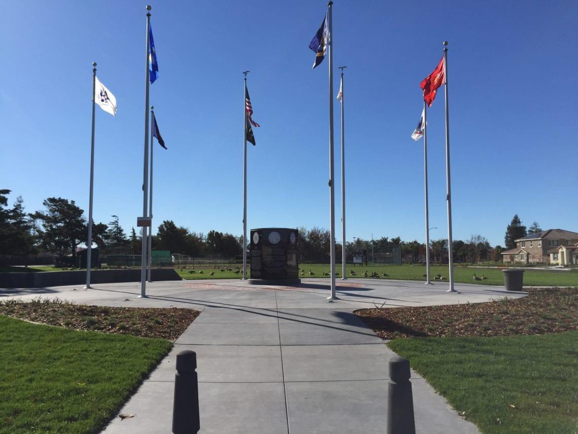 Civic and Veteran Memorials 9