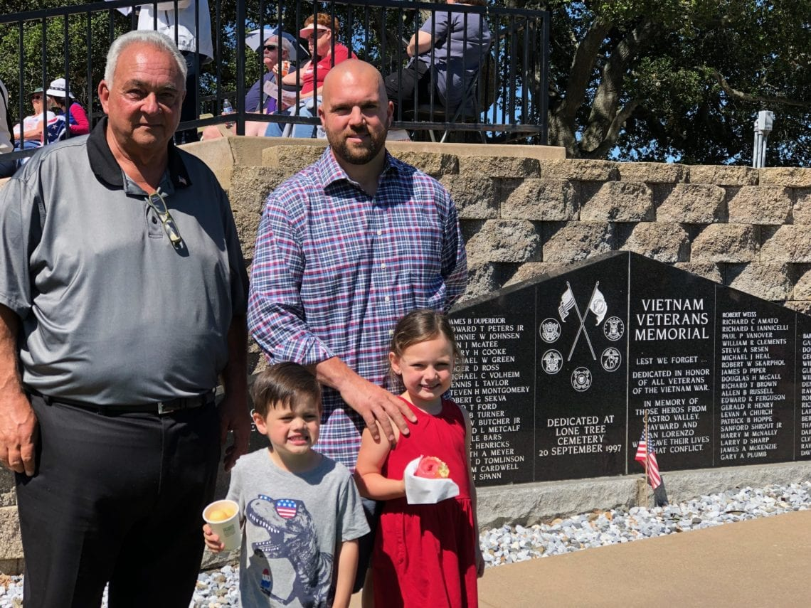 Father's Day Memorial