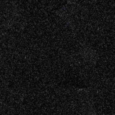 India Black Granite Color Sample - India Black Granite Headstones