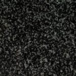 Regal Black Granite Color Sample - Regal Black Granite Headstones