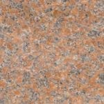 Maple Rose Granite Color Sample - Maple Rose Granite Headstones
