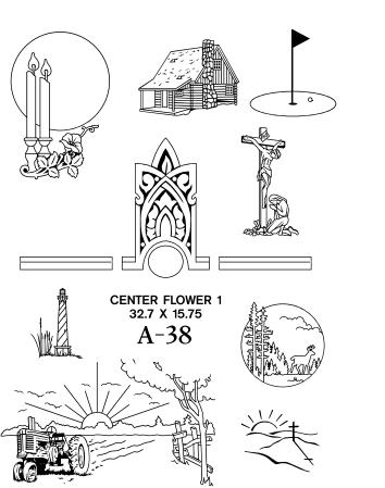 Memorial Design Book 382