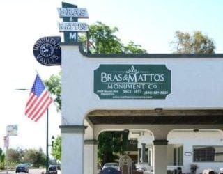 Bras & Mattos Monument Co