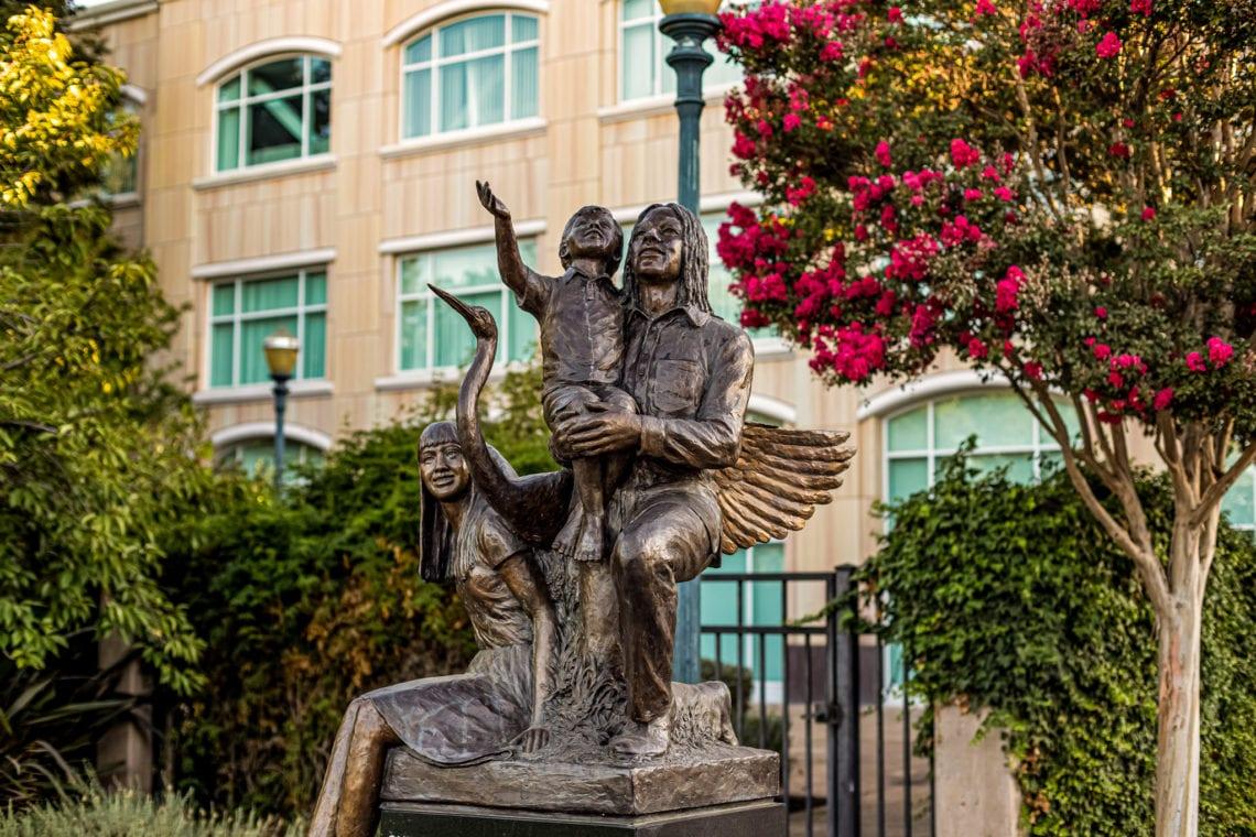 Honoring a Legend: Gail Steele - Children's Civic Memorial 13