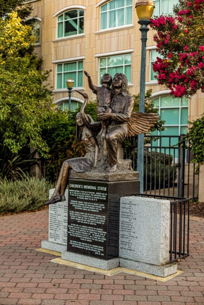 Honoring a Legend: Gail Steele - Children's Civic Memorial 2