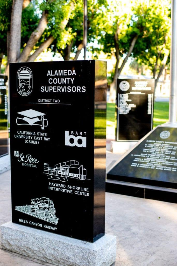 Alameda County Veterans Memorial