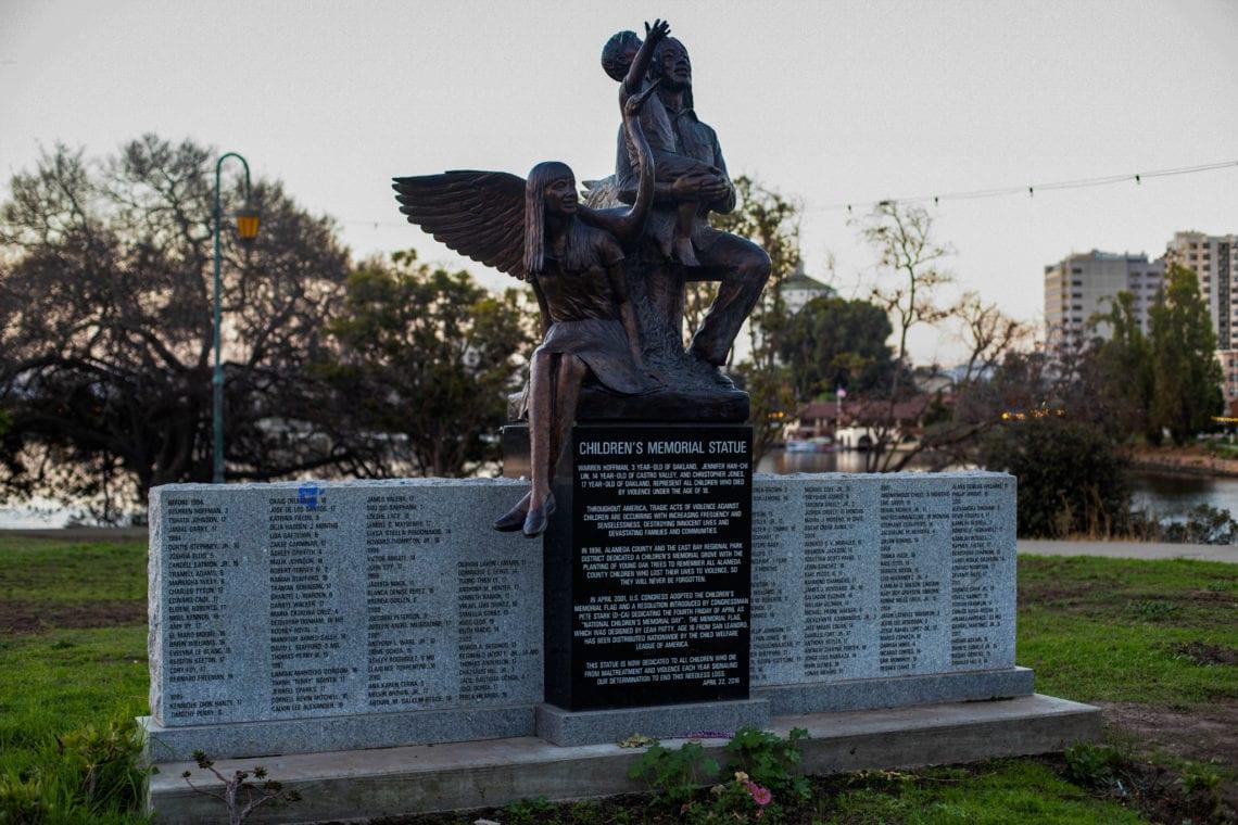 Honoring a Legend: Gail Steele - Children's Civic Memorial 3