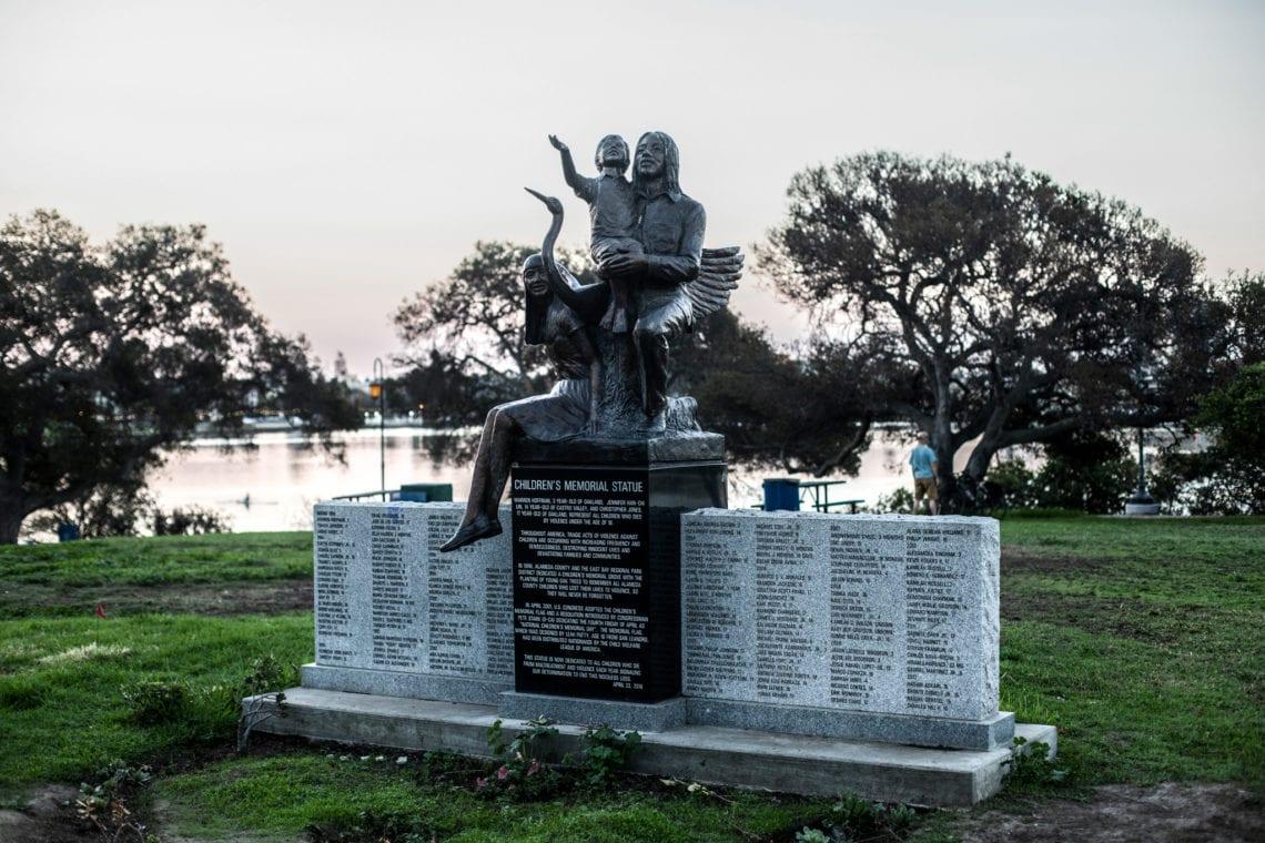Honoring a Legend: Gail Steele - Children's Civic Memorial 4