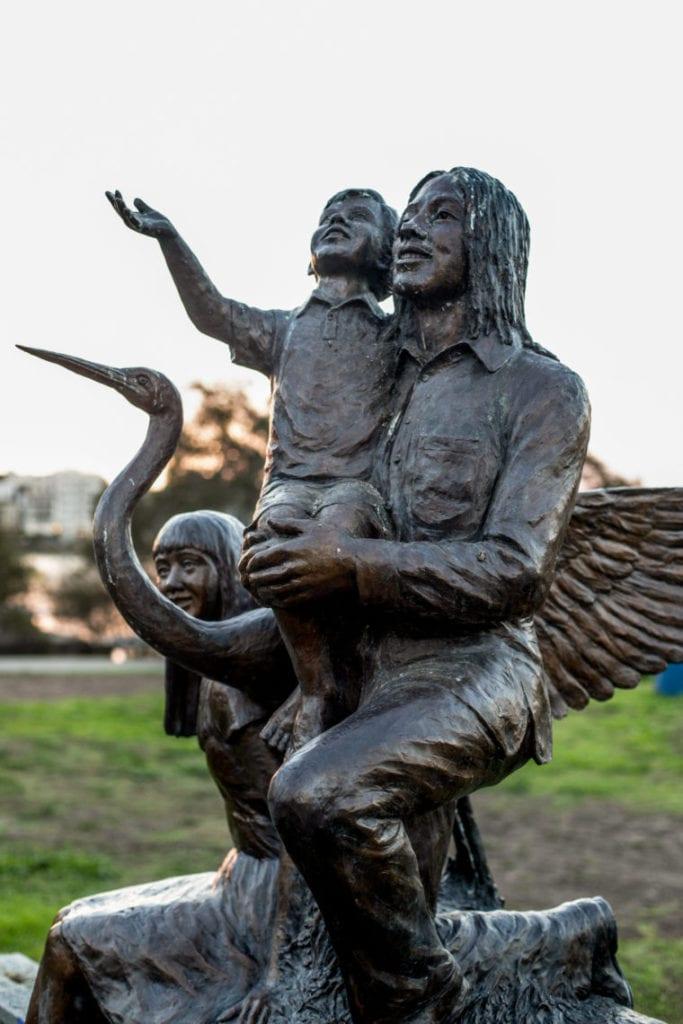 Honoring a Legend: Gail Steele - Children's Civic Memorial 9
