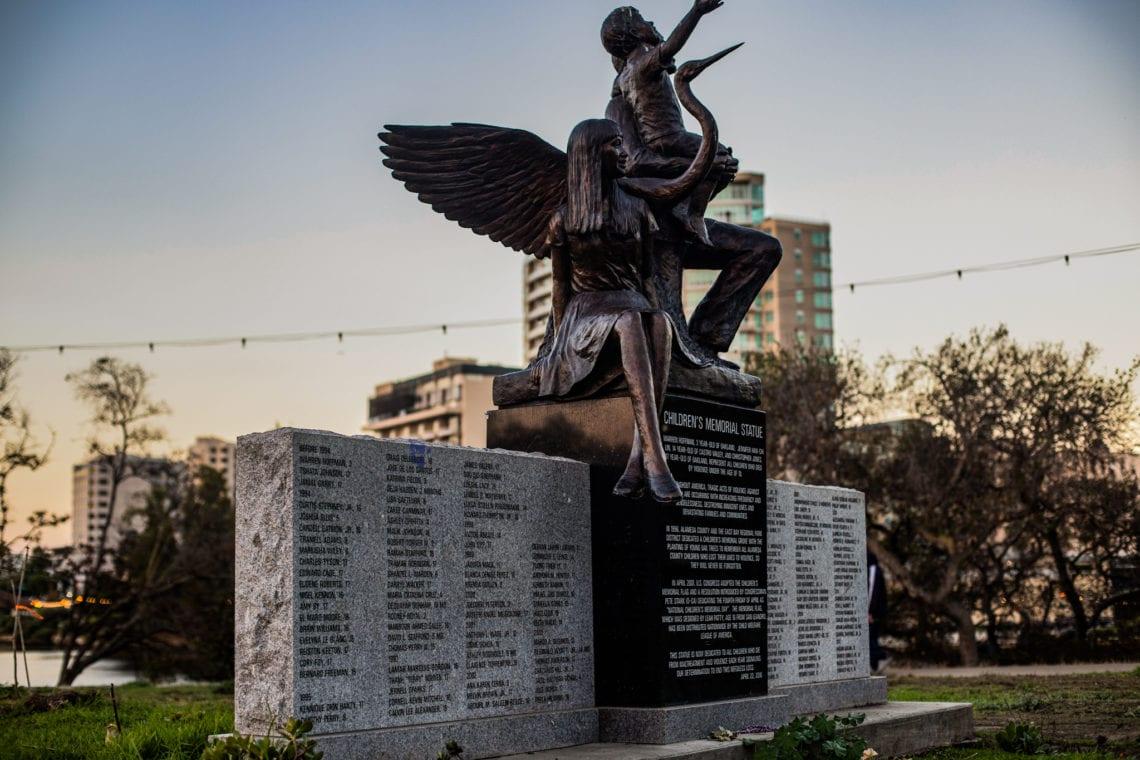 Honoring a Legend: Gail Steele - Children's Civic Memorial 6