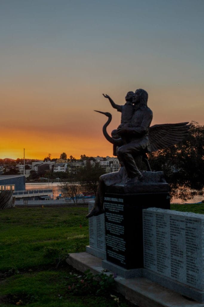Honoring a Legend: Gail Steele - Children's Civic Memorial 1