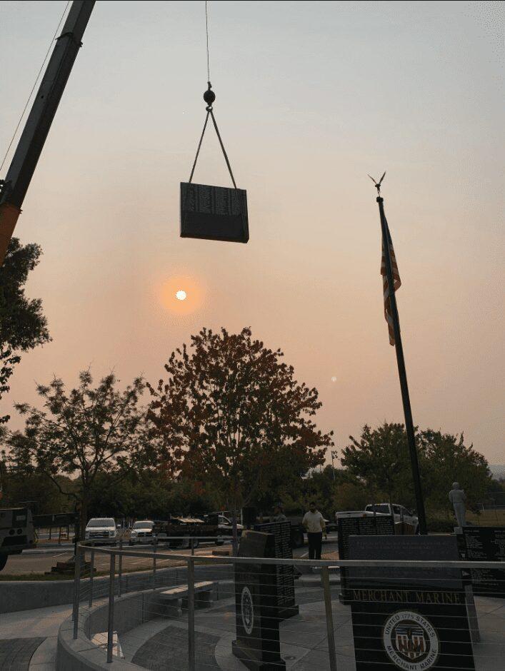 Castro Valley Veterans Memorial Expansion