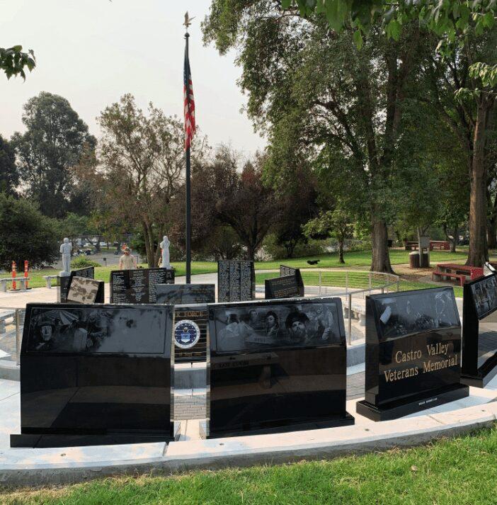 Castro Valley Veterans Memorial 1