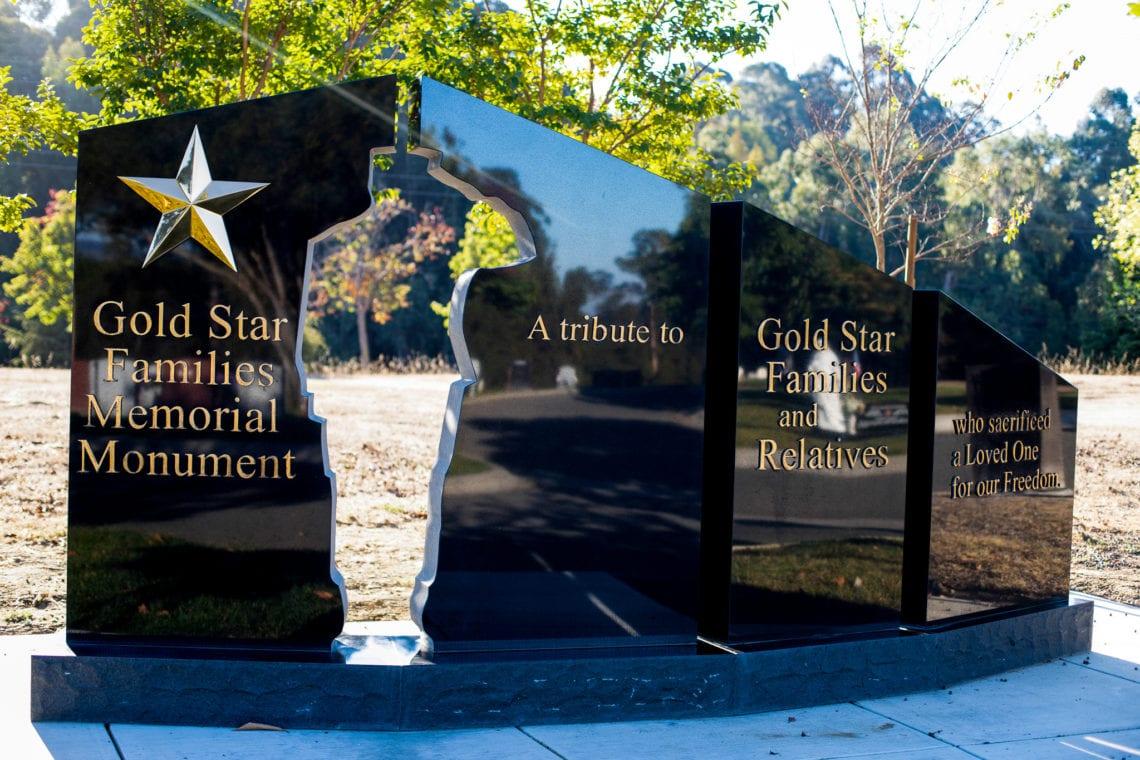 Gold Star Veterans Memorial