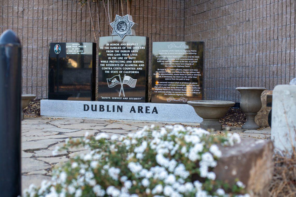 Dublin Area CHP Memorial