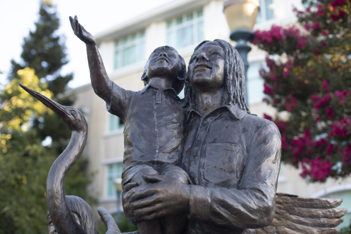 Children Memorial Statue- Hayward