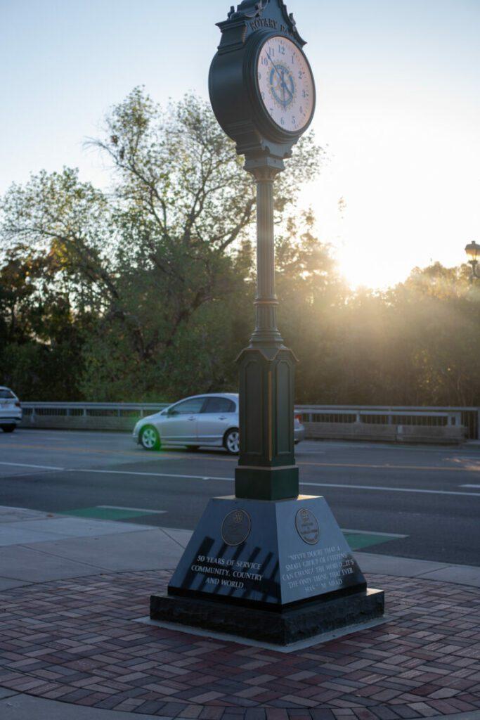 Pleasanton Clock Tower