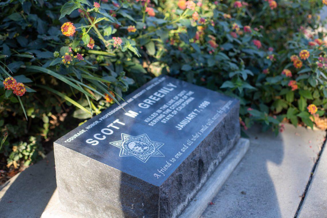 San Jose CHP Memorial