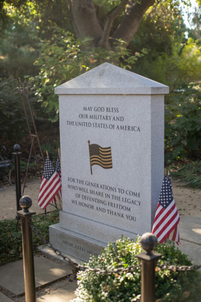 Hillsborough Veterans Memorial