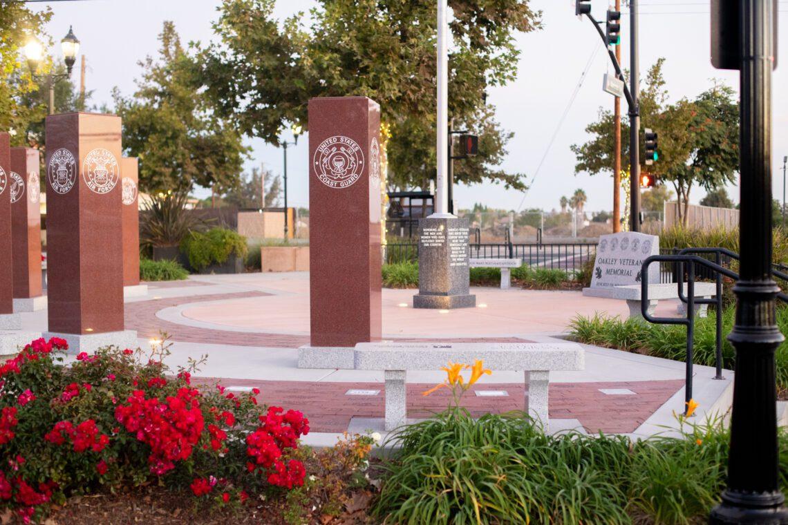 Civic and Veteran Memorials 22
