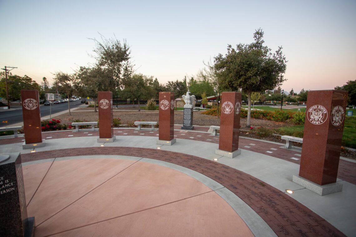 Civic and Veteran Memorials 23
